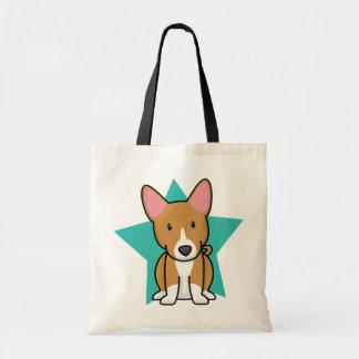 Kawaii Star Basenji Bag