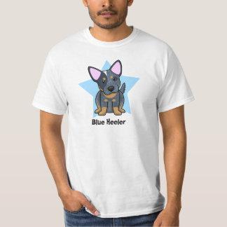 Kawaii Star Blue Heeler T-Shirt