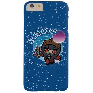 Kawaii Star-Lord In Space Barely There iPhone 6 Plus Case