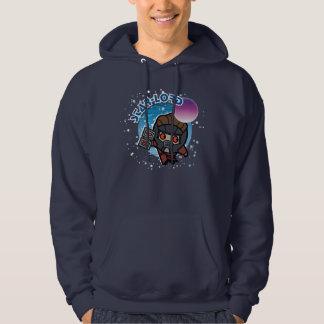 Kawaii Star-Lord In Space Hoodie