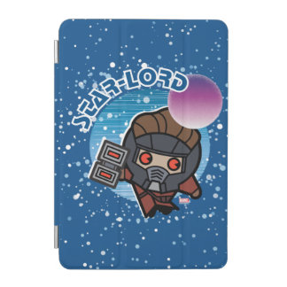 Kawaii Star-Lord In Space iPad Mini Cover