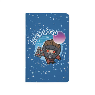 Kawaii Star-Lord In Space Journal