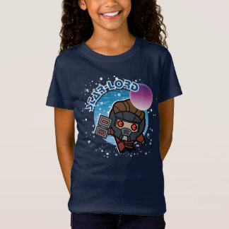Kawaii Star-Lord In Space T-Shirt