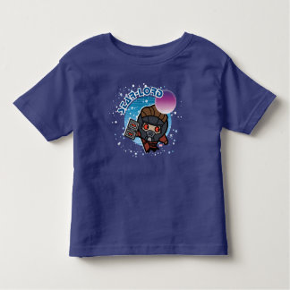 Kawaii Star-Lord In Space Toddler T-shirt