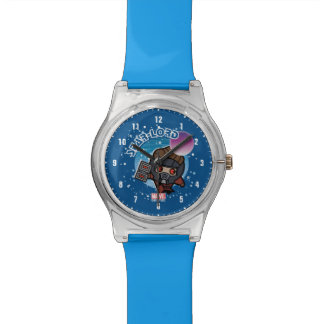 Kawaii Star-Lord In Space Watch