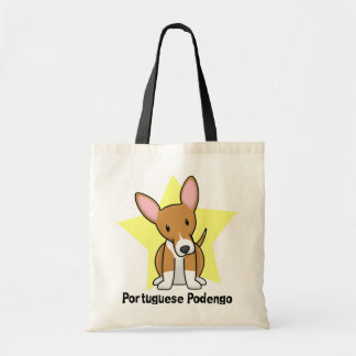 Kawaii Star Portuguese Podengo Bag
