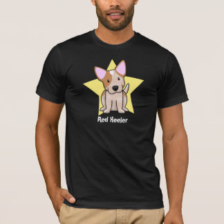 Kawaii Star Red Heeler T-Shirt