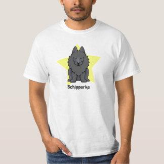Kawaii Star Schipperke T-Shirt