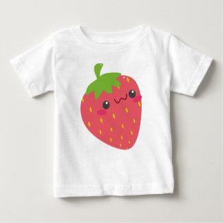 Kawaii Strawberry Baby T-Shirt
