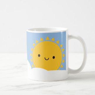 Kawaii Sun Coffee Mug