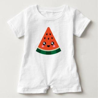 Kawaii Super Cute Watermelon Baby Romper