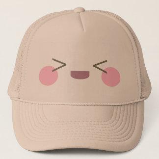 Kawaii Super Happy Face Joyful Delight Trucker Hat