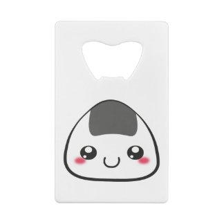 Kawaii sushi bottle opener credit card bottle opener