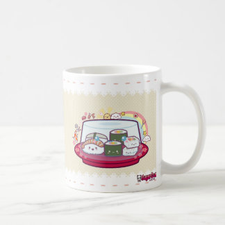 Kawaii Sushi Coffee Mug