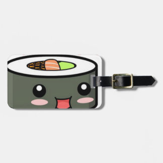 Kawaii Sushi Luggage Tag