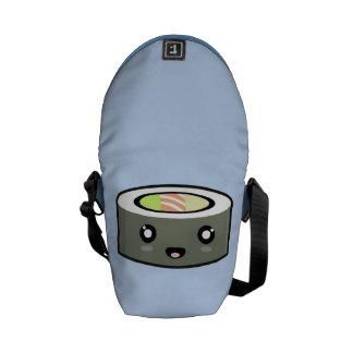 Kawaii Sushi Messenger Bags