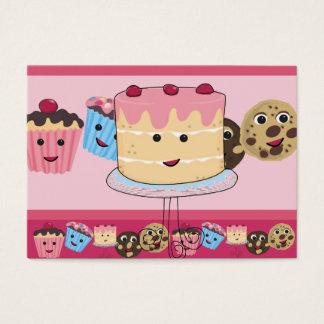 Kawaii Sweets Business Card