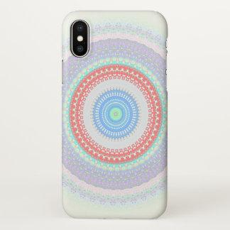 Kawaii Swirl iPhone X Case
