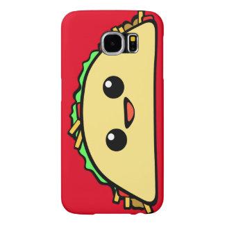 Kawaii Taco Samsung Galaxy S6 Cases
