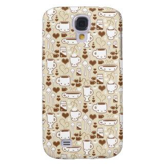 Kawaii Tea Samsung Galaxy S4 Cases