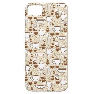 Kawaii Tea iPhone 5 Cover