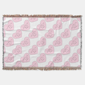 kawaii throw blanket