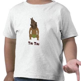 Kawaii Tiki Man T-shirt