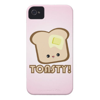 Kawaii Toasty! Toast iPhone case