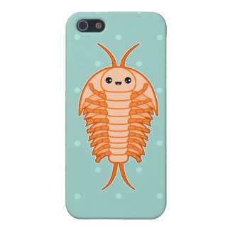 Kawaii trilobite case for the iPhone 5