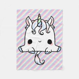 Kawaii Unicorn Blanket