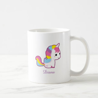 Kawaii Unicorn Coffee Mug