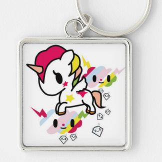 Kawaii Unicorn Keychain
