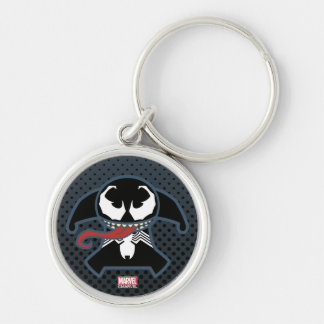 Kawaii Venom Tongue Lash Keychain