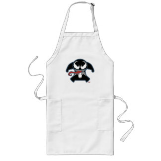 Kawaii Venom Tongue Lash Long Apron