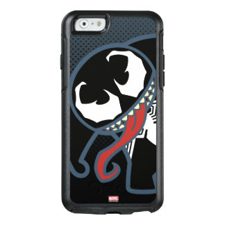 Kawaii Venom Tongue Lash OtterBox iPhone 6/6s Case