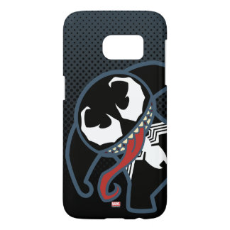 Kawaii Venom Tongue Lash Samsung Galaxy S7 Case