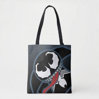 Kawaii Venom Tongue Lash Tote Bag