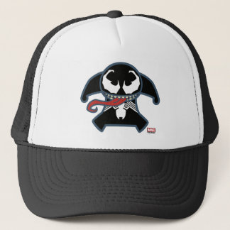 Kawaii Venom Tongue Lash Trucker Hat