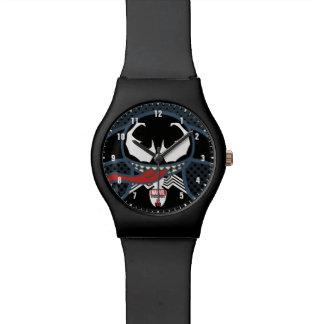 Kawaii Venom Tongue Lash Watch
