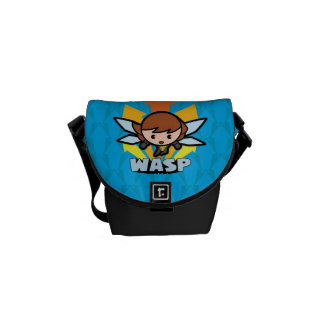 Kawaii Wasp Flying Commuter Bags