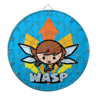 Kawaii Wasp Flying Dartboard