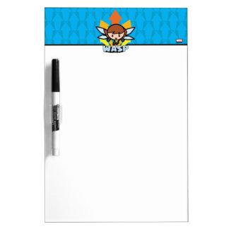 Kawaii Wasp Flying Dry Erase Board