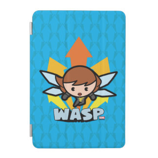 Kawaii Wasp Flying iPad Mini Cover