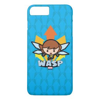 Kawaii Wasp Flying iPhone 8 Plus/7 Plus Case