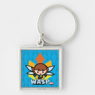 Kawaii Wasp Flying Keychain