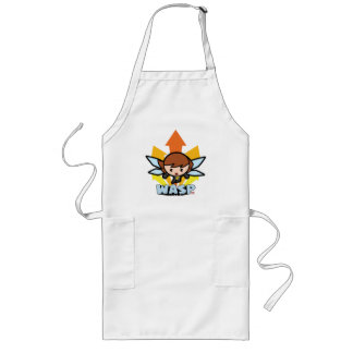 Kawaii Wasp Flying Long Apron