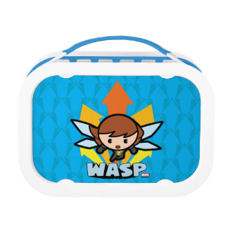 Kawaii Wasp Flying Lunch Box