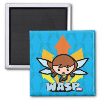 Kawaii Wasp Flying Magnet