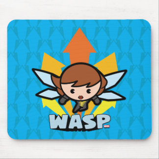 Kawaii Wasp Flying Mouse Pad