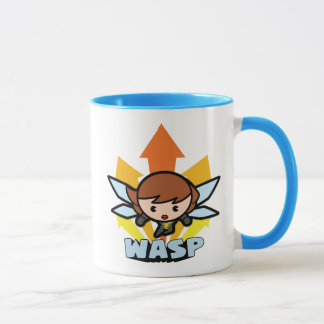 Kawaii Wasp Flying Mug